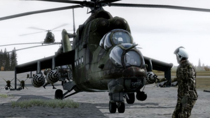 Screenshot 2 - Arma II