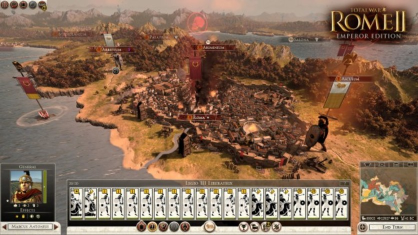Screenshot 14 - Total War: ROME II - Emperor Edition