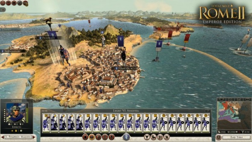 Screenshot 5 - Total War: ROME II - Emperor Edition
