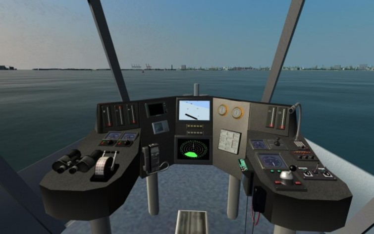 Screenshot 2 - Ship Simulator Extremes: Ocean Cruise Ship