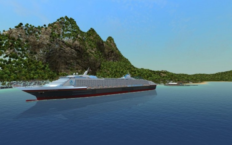 Screenshot 5 - Ship Simulator Extremes: Ocean Cruise Ship