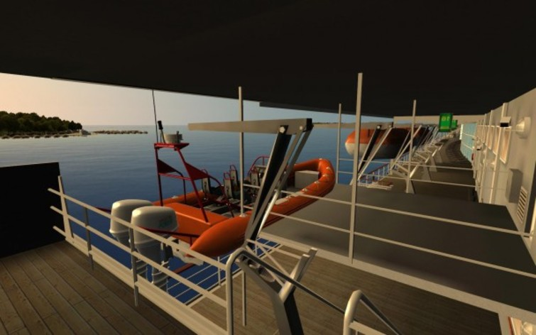Screenshot 6 - Ship Simulator Extremes: Ocean Cruise Ship
