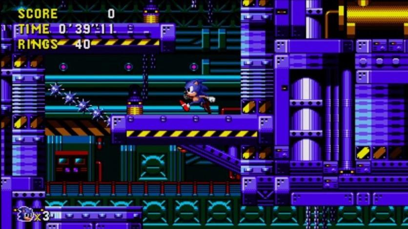 Screenshot 10 - Sonic CD