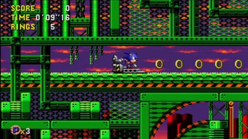 Screenshot 9 - Sonic CD