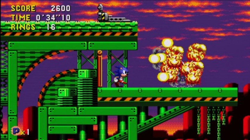 Screenshot 6 - Sonic CD