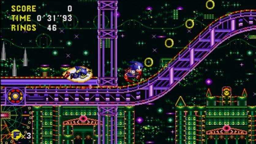 Screenshot 1 - Sonic CD