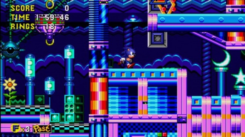 Screenshot 5 - Sonic CD