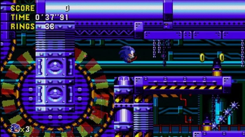 Screenshot 8 - Sonic CD
