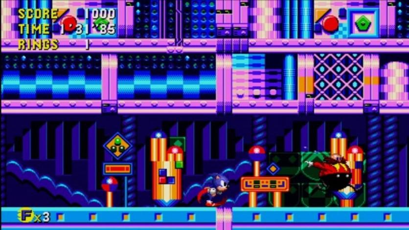 Screenshot 7 - Sonic CD