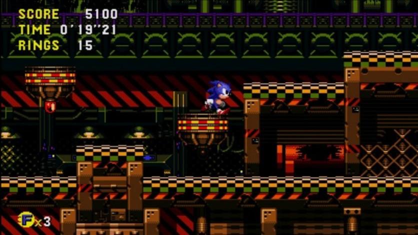 Screenshot 2 - Sonic CD