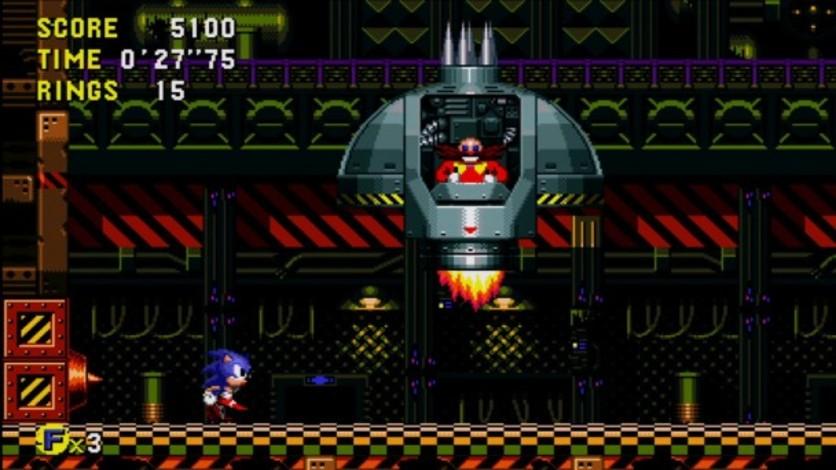 Screenshot 3 - Sonic CD