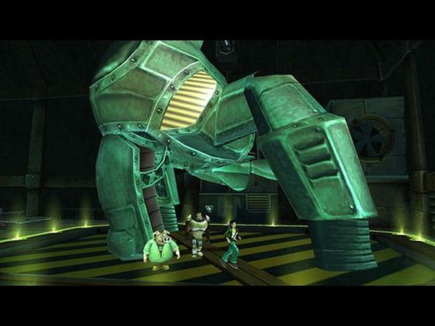 Screenshot 3 - Beyond Good & Evil