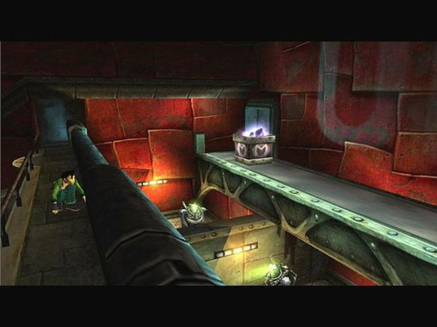 Screenshot 5 - Beyond Good & Evil