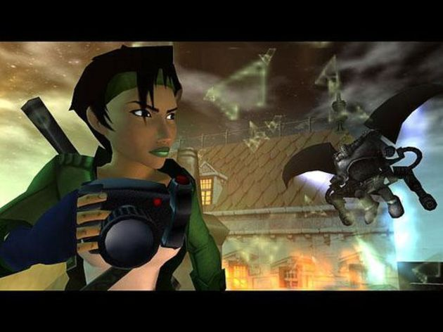 Screenshot 4 - Beyond Good & Evil
