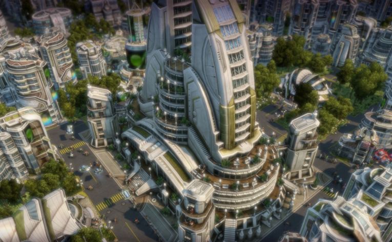 Screenshot 3 - Anno 2070 Deluxe Edition