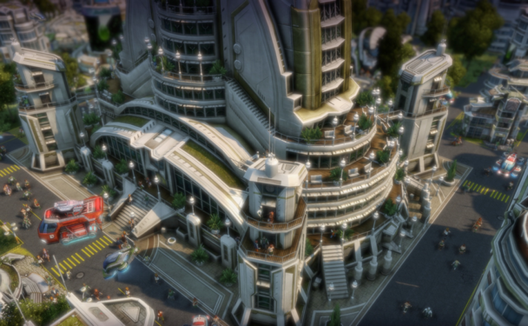 Screenshot 8 - Anno 2070 Deluxe Edition
