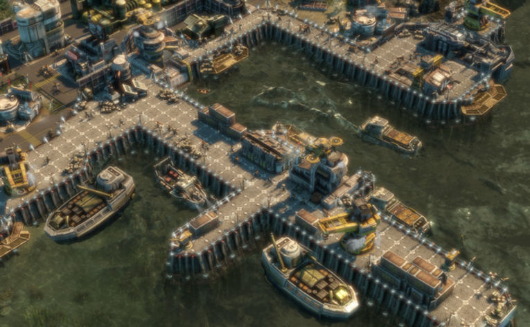 Screenshot 5 - Anno 2070 Deluxe Edition