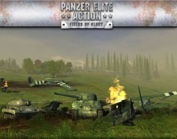 Screenshot 3 - Panzer Elite Action - Fields of Glory