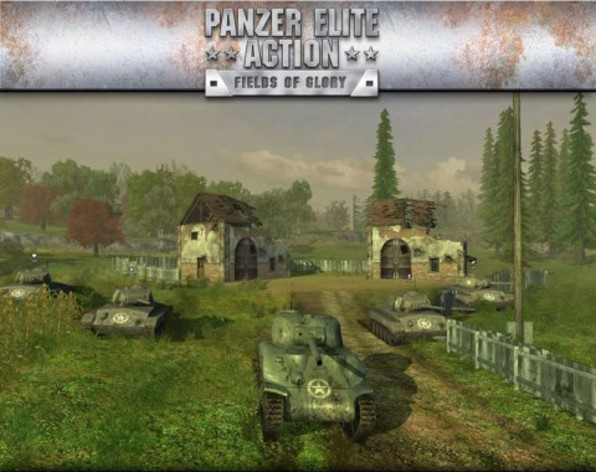 Screenshot 2 - Panzer Elite Action - Fields of Glory