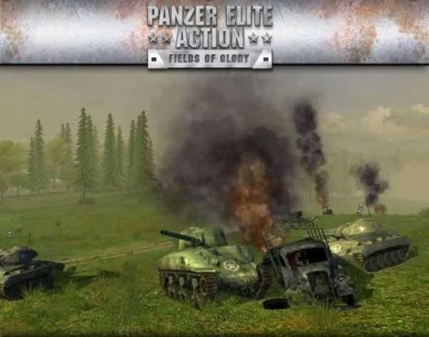 Screenshot 5 - Panzer Elite Action - Fields of Glory