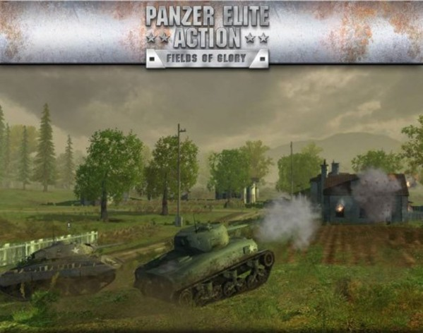 Screenshot 1 - Panzer Elite Action - Fields of Glory