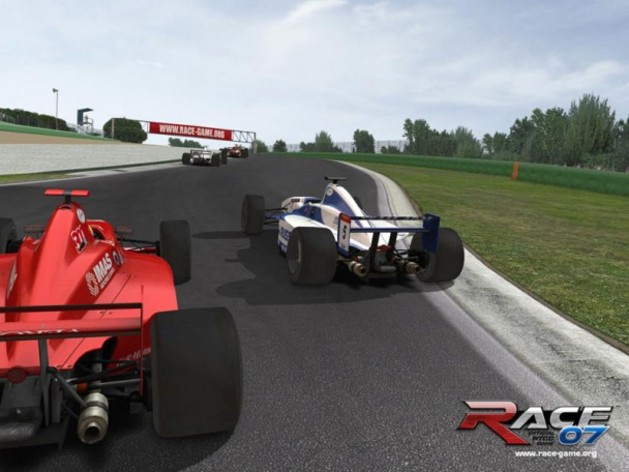 Screenshot 1 - Race 07
