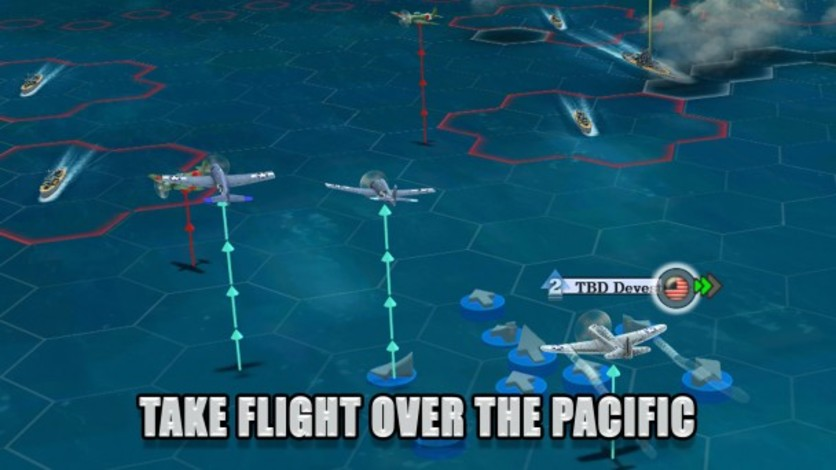 Screenshot 5 - Sid Meier's Ace Patrol: Pacific Skies