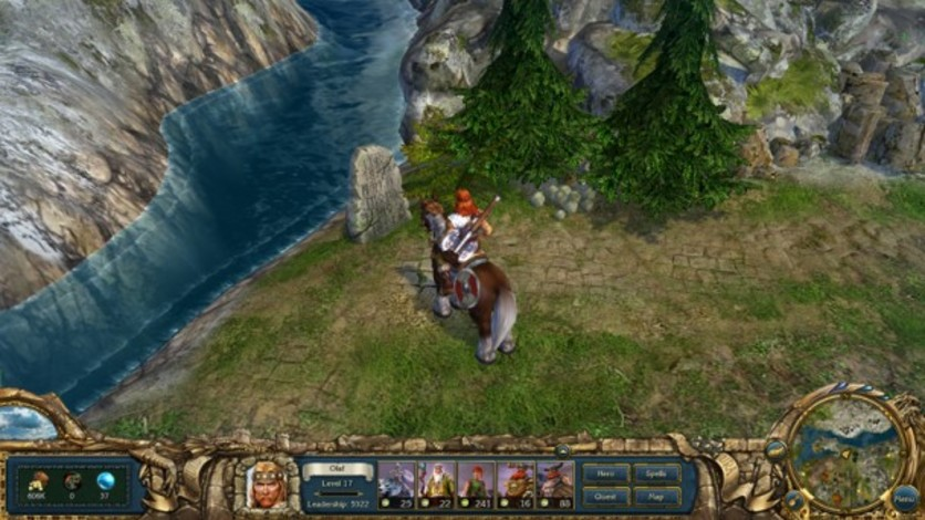 Screenshot 7 - King's Bounty:  Warriors of the North