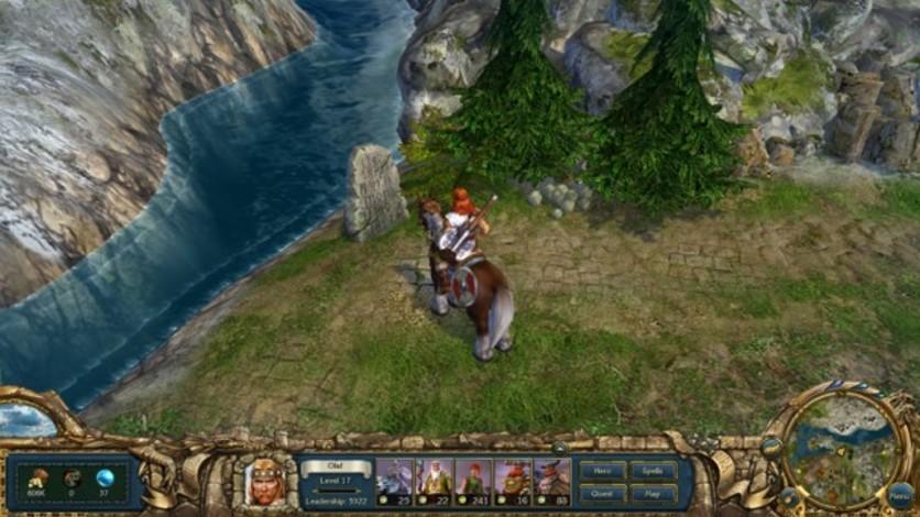 Screenshot 7 - King's Bounty:  Warriors of the North
