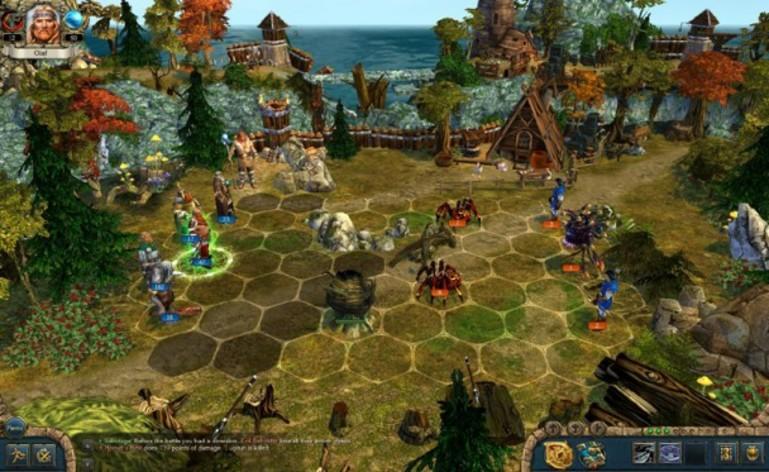 Screenshot 9 - King's Bounty:  Warriors of the North