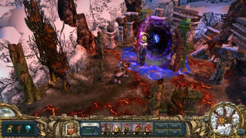 Screenshot 4 - King's Bounty:  Warriors of the North