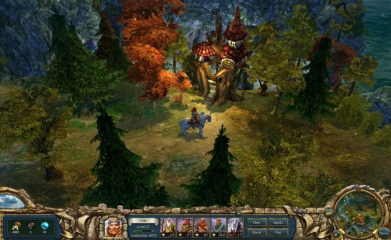 Screenshot 10 - King's Bounty:  Warriors of the North