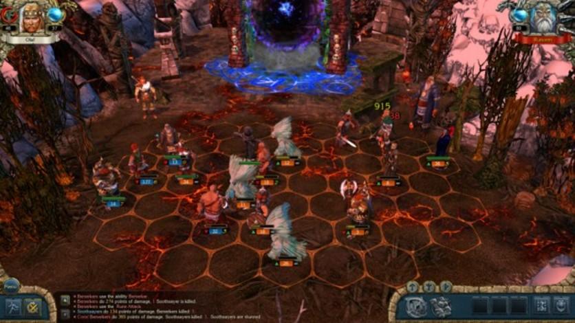 Screenshot 11 - King's Bounty:  Warriors of the North