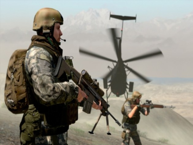 Screenshot 4 - Arma II - Operation Arrowhead