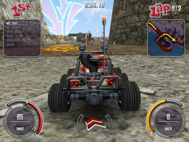 Screenshot 4 - RC Cars