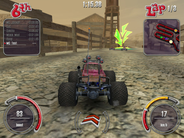 Screenshot 8 - RC Cars