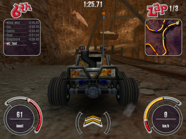 Screenshot 5 - RC Cars