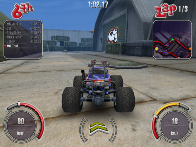 Screenshot 2 - RC Cars