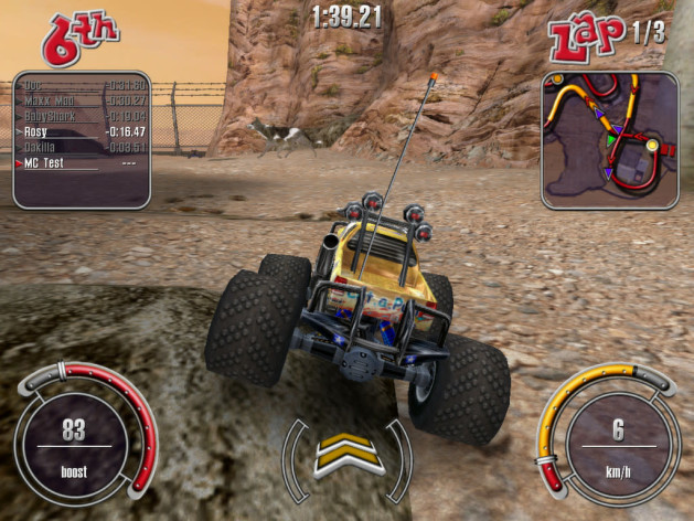 Screenshot 6 - RC Cars