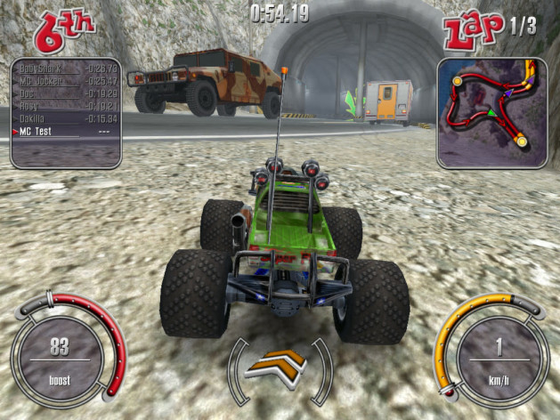 Screenshot 3 - RC Cars