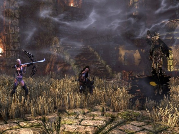 Screenshot 6 - Hunted: The Demon's Forge