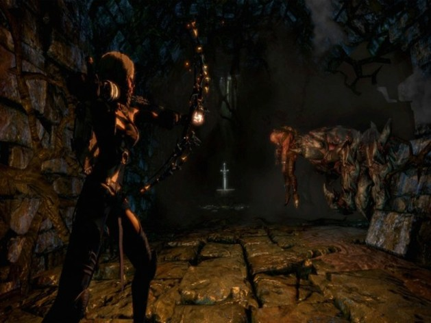 Screenshot 3 - Hunted: The Demon's Forge