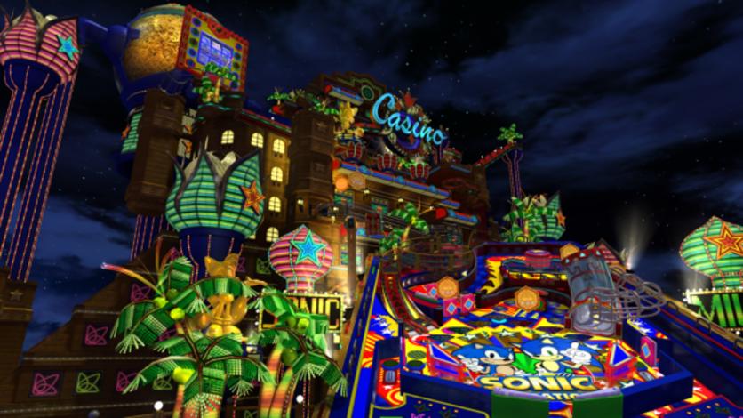 Screenshot 3 - Sonic Generations Casino Night