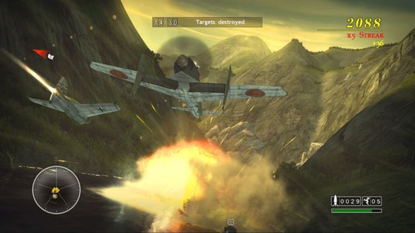 Screenshot 8 - Blazing Angels 2: Secret Missions of WWII