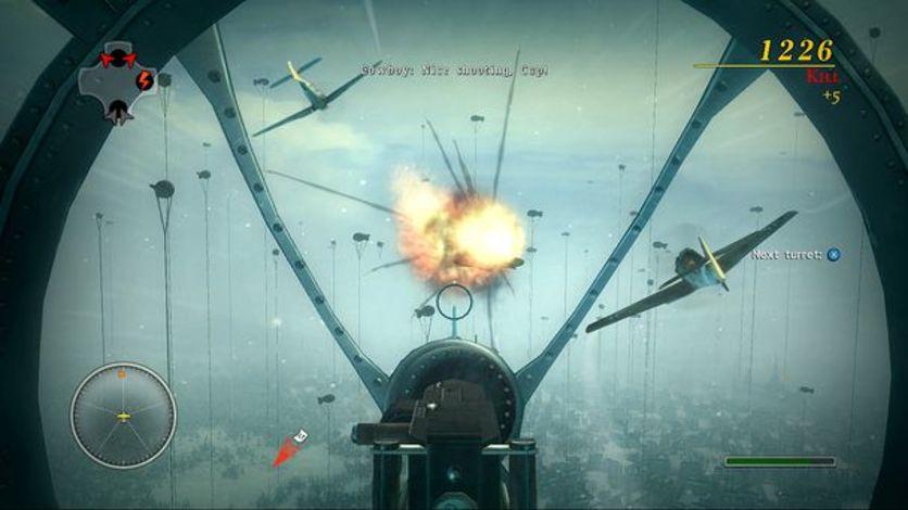 Screenshot 3 - Blazing Angels 2: Secret Missions of WWII