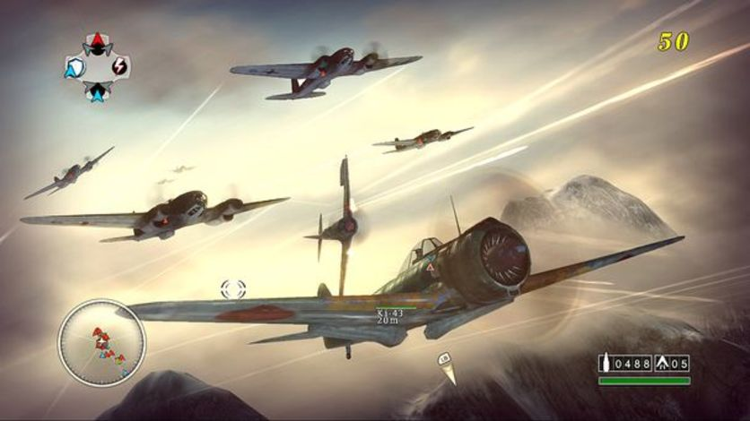 Screenshot 5 - Blazing Angels 2: Secret Missions of WWII