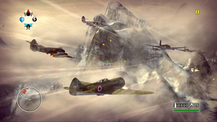 Screenshot 9 - Blazing Angels 2: Secret Missions of WWII