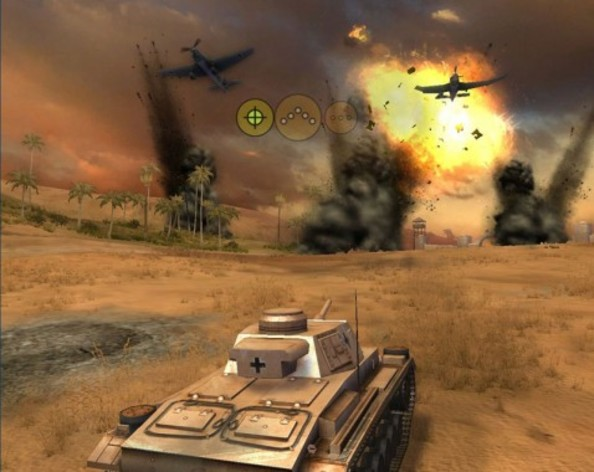Screenshot 6 - Panzer Elite Action - Dunes of War