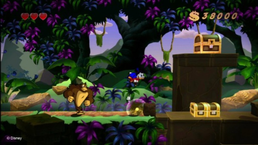 Screenshot 5 - Ducktales Remastered