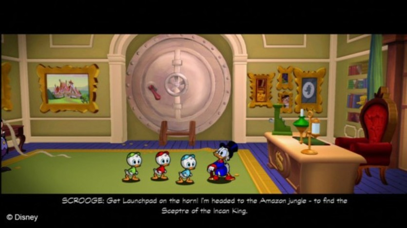Screenshot 2 - Ducktales Remastered